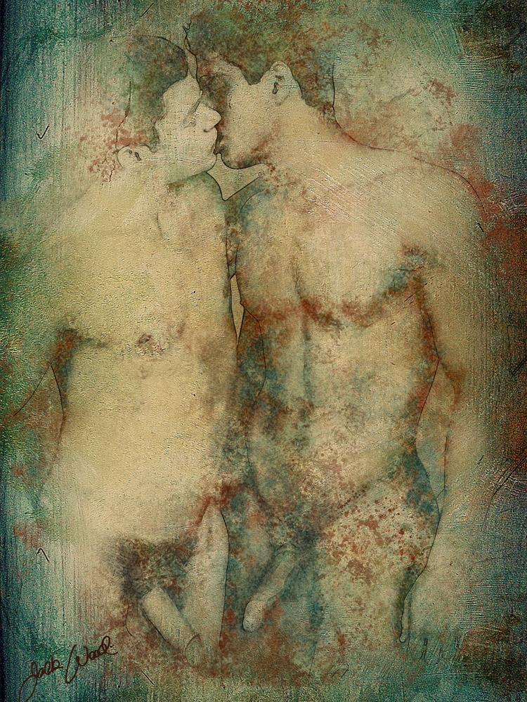 erotic gay art